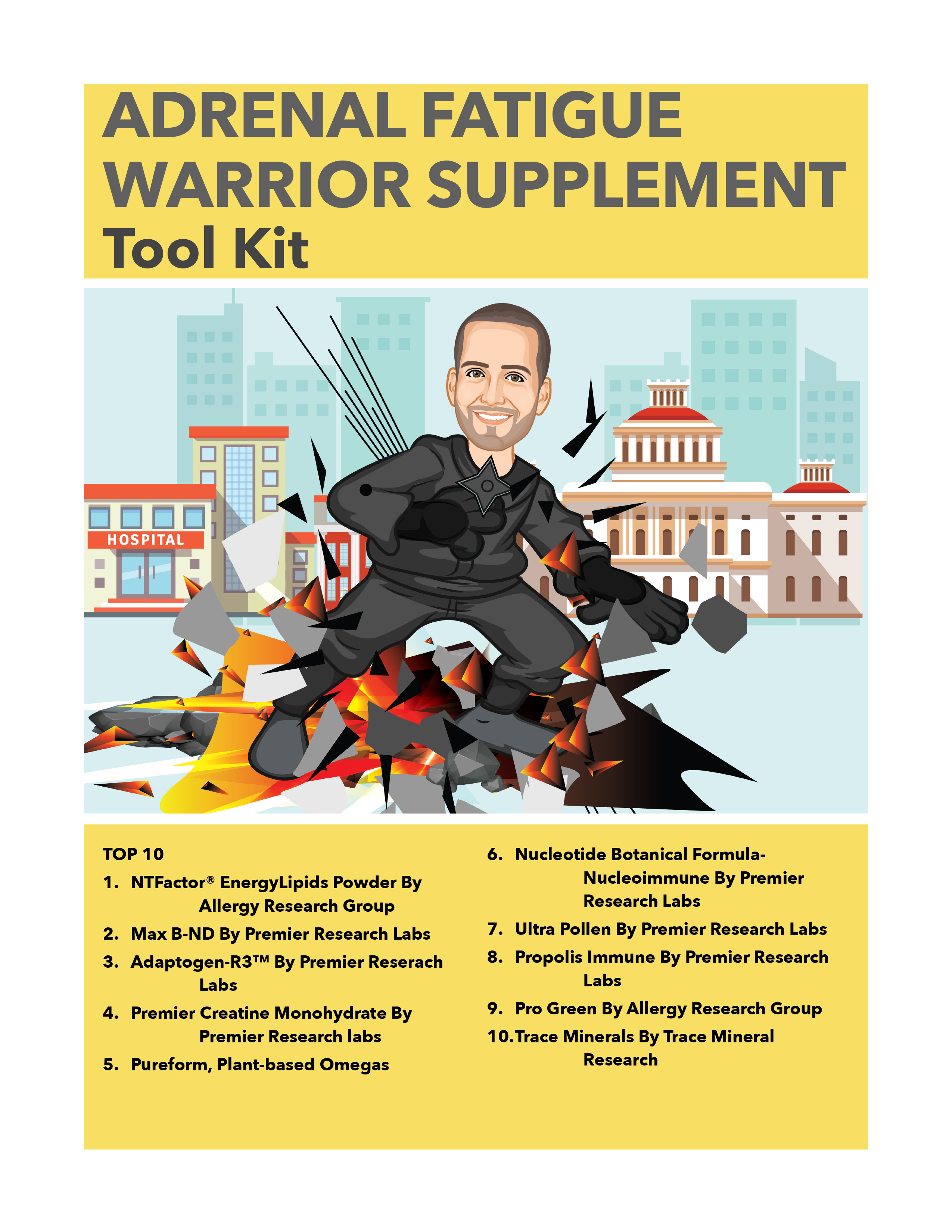 WARRIOR SUPPLEMENT TOOL KIT PDF