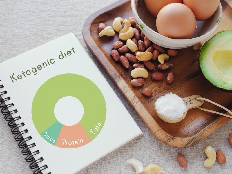 Ketogenic diets for Adrenal Fatigue