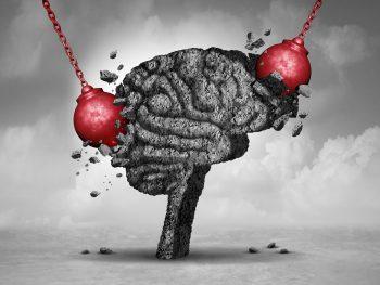 Brain fog and stress