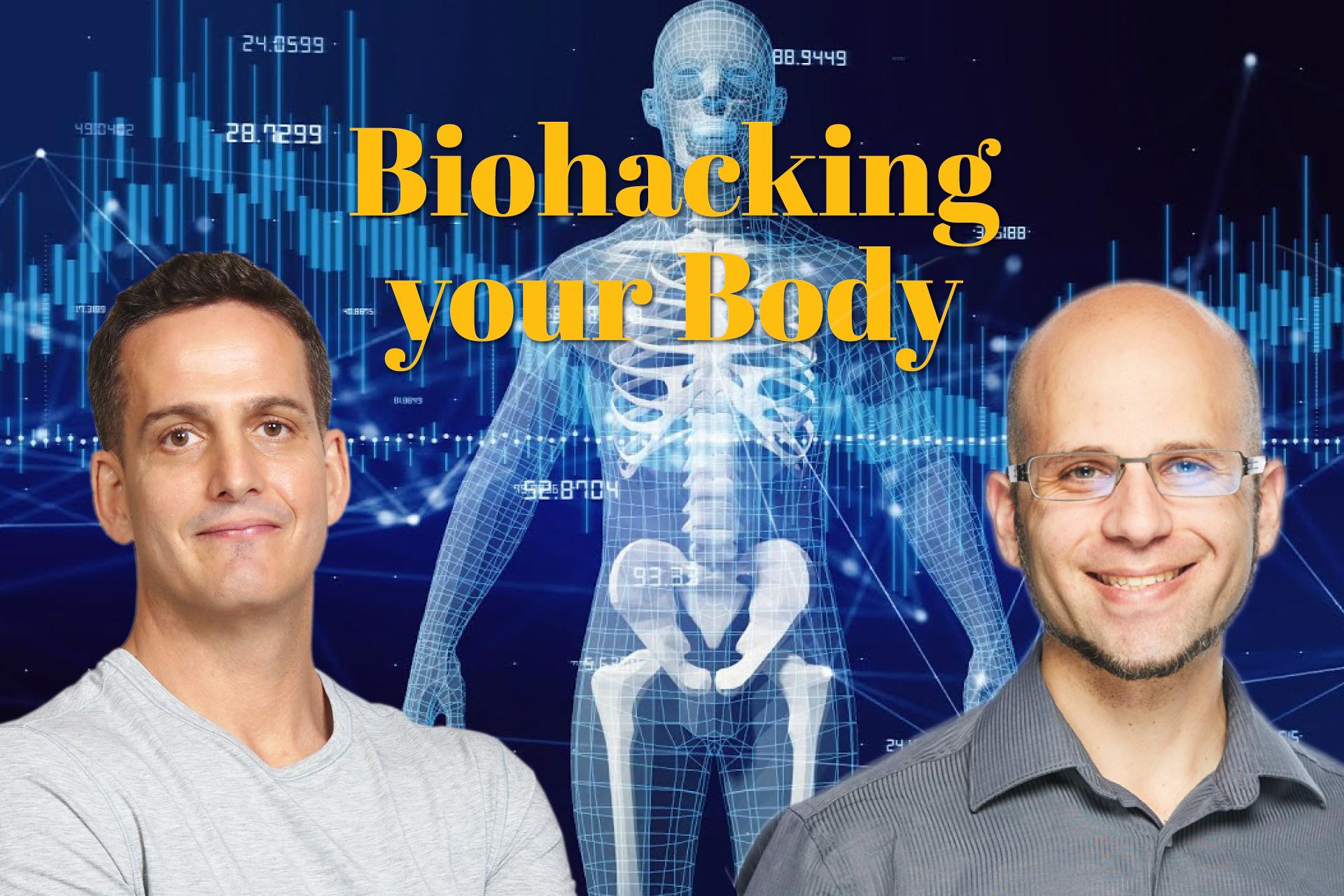 Biohacking for Biohackers