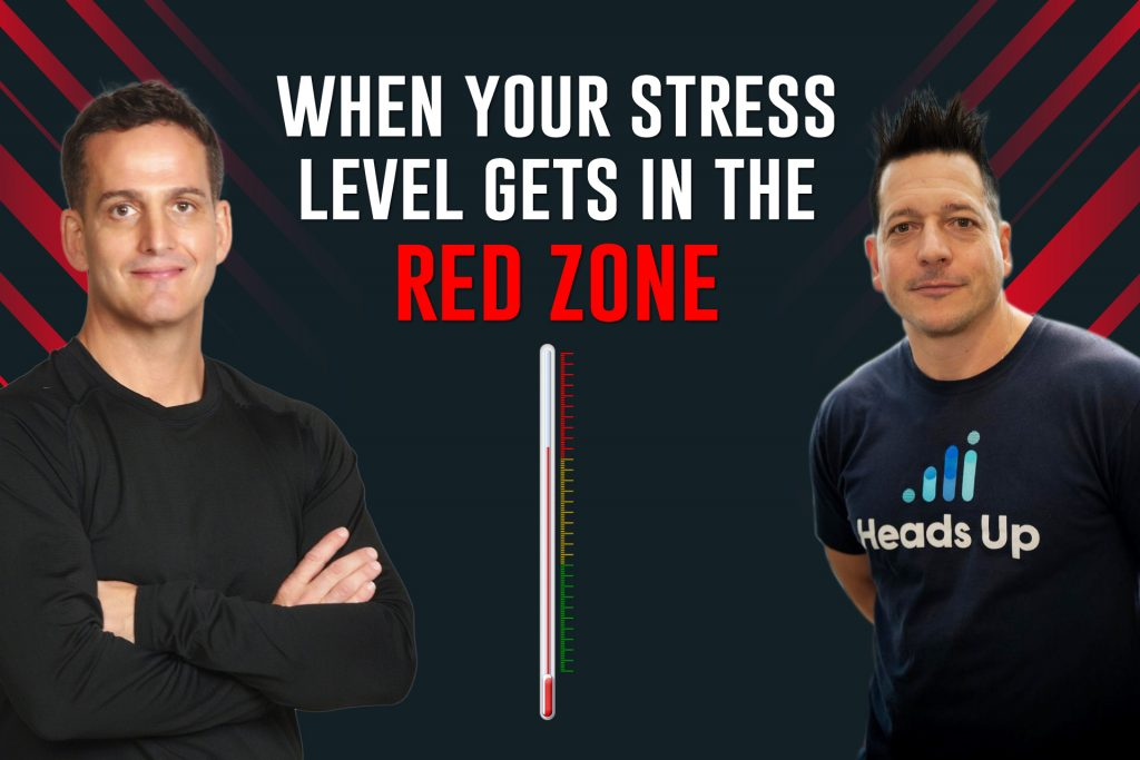How To Get Your Stress Levels Out Of The Red Zone